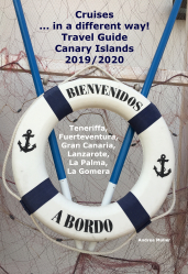 Cruises... in a different way! Travel Guide Canary Islands