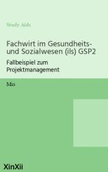 Fachwirt im Gesundheits- und Sozialwesen (ils) GSP2