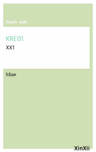 KRE01