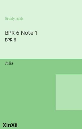 BPR 6 Note 1