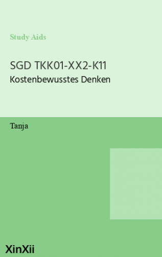 SGD TKK01-XX2-K11