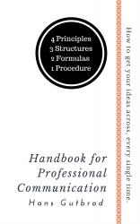 Handbook for Professional Communication