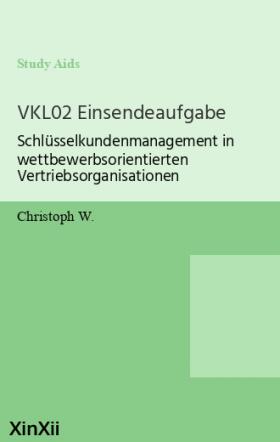 VKL02 Einsendeaufgabe