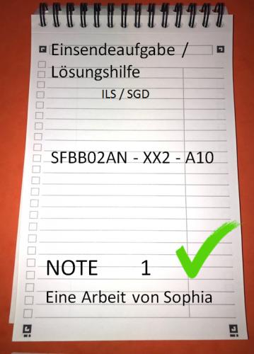 SFBB02AN // SFBB02AN - XX2 - A10 // Note 1