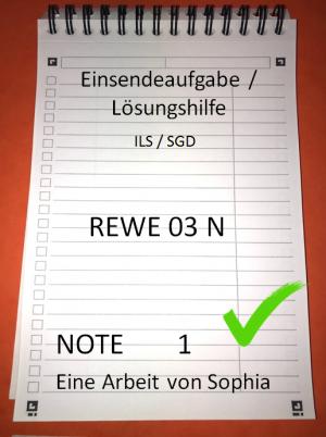 REWE03N // REWE 3N => Note 1