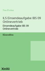 ILS Einsendeaufgabe IBS 09 Onlinevertrieb