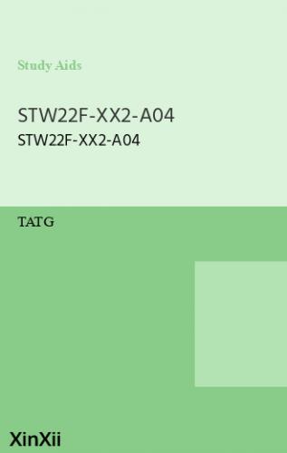 STW22F-XX2-A04