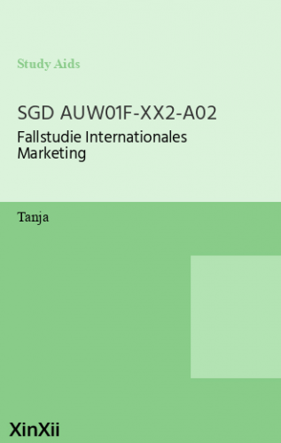 SGD AUW01F-XX2-A02