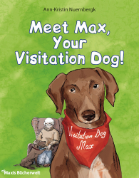 Meet Max, Your Visitation Dog!
