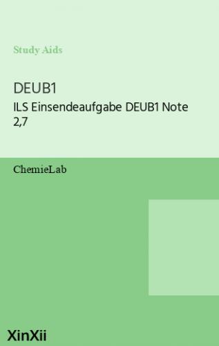 DEUB1