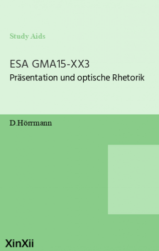 ESA GMA15-XX3
