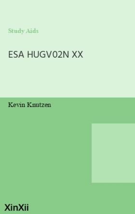 ESA HUGV02N XX
