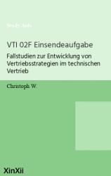 VTI 02F Einsendeaufgabe