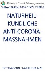 NATURHEILKUNDLICHE ANTI-CORONA-MASSNAHMEN