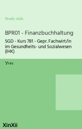 BPR01 - Finanzbuchhaltung