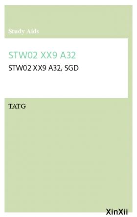 STW02 XX9 A32