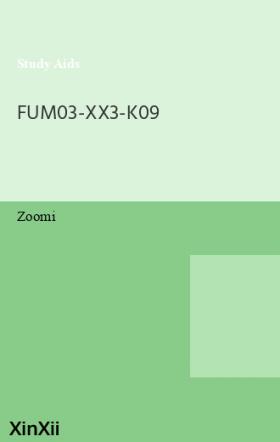 FUM03-XX3-K09