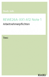 REWE26A-XX1-A12 Note 1