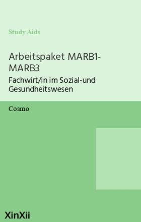 Arbeitspaket MARB1- MARB3