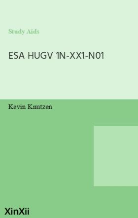 ESA HUGV 1N-XX1-N01