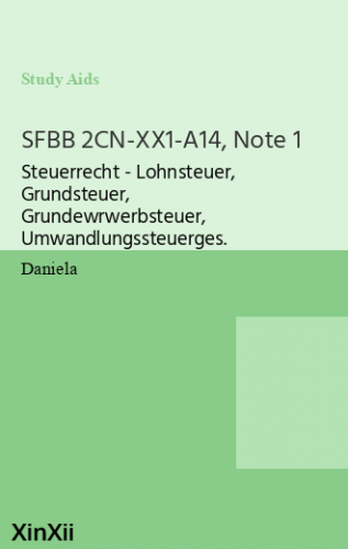 SFBB 2CN-XX1-A14, Note 1