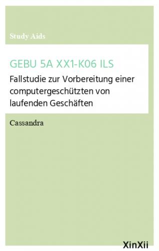 GEBU 5A XX1-K06 ILS